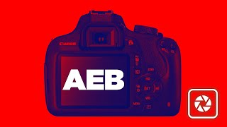Auto Exposure Bracketing (Canon)(In this video I show you how to setup Auto Exposure Bracketing (AEB) on your Canon DSLR Camera., 2011-11-23T19:44:58.000Z)