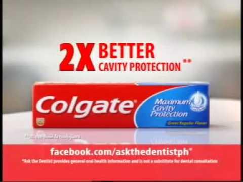 Colgate Advertisement