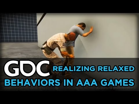 Remember to Relax! Realizing Relaxed Behaviors for AI in AAA Games