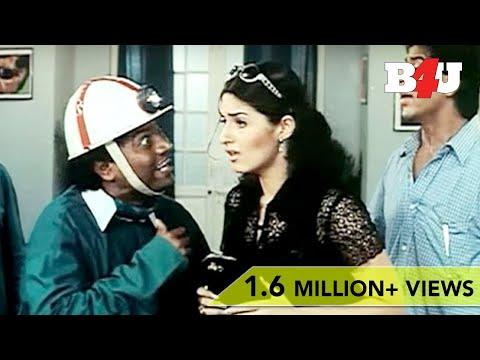 Baadshah Hospital Scene | Funniest Scene Ever | Shahrukh Khan, Johnny Lever