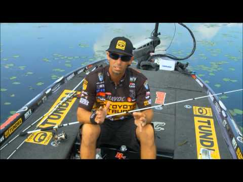 MIKE IACONELLI: Finesse Fishing Tips & Tricks. Bass U TV Preview