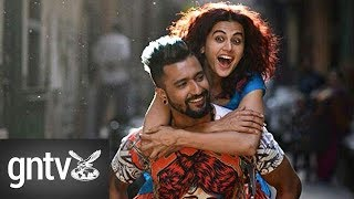 'Manmarziyaan' review: Taapsee Pannu brings magic to a feisty love story