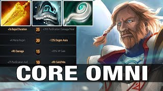 CORE OMNIKNIGHT BY inflame TOP 155 CHINA Plays Omniknight - Dota 2
