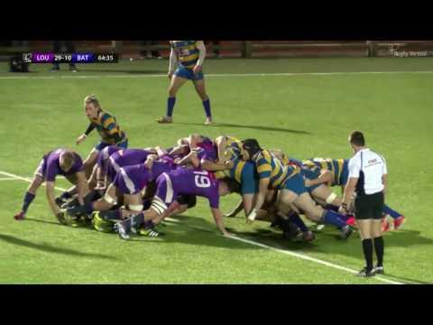 BUCS Super Rugby: Exeter vs. Bath | Round 14, 15 Feb 2017