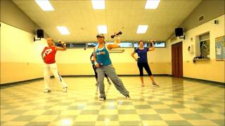 Pasarela by Daddy Yankee - Toning - Dance Fitness