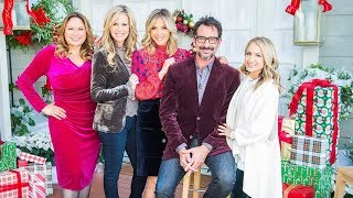 How to Style Velvet with Lawrence Zarian - Hallmark Channel