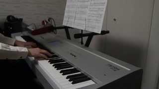 久石 譲 「アシタカ聶記」(もののけ姫) をピアノで弾いてみた / Joe Hisaishi - The Legend Of Ashitaka On Piano