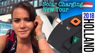 Xtorm solar batteries for touring, Netherlands adventures, Architecture, Peter the Great