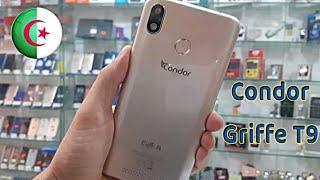 مواصفات وسعر هاتف Condor Griffe T9 في الأسواق الجزائرية🇩🇿