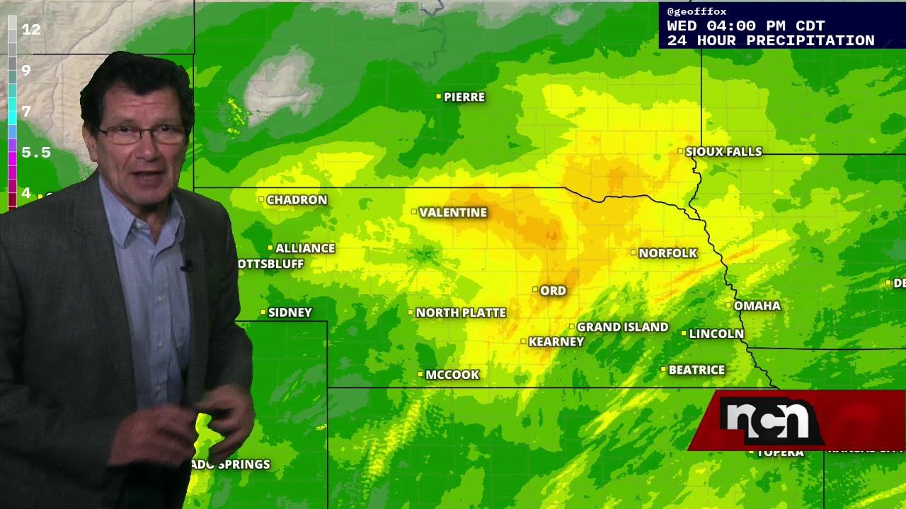 News Channel Nebraska Weather 3/13/19