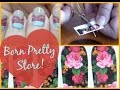 Born Pretty Store Nail Water Decals: Double Demo + Review!