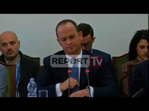 Report TV - Sherr në komision, Pollo: Rrugaç! Bushati:Kërko ndjesë!
