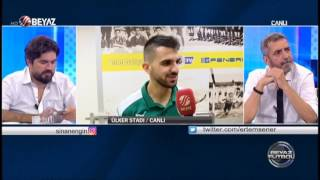 (..) Beyaz Futbol 11 Eylül 2016 Kısım 2/6 - Beyaz TV