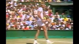 jimmy connors v bjorn borg 1977 wimbledon final
