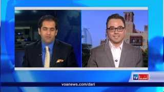 Shuja Rabbani, blogger & artist discuss social media impact - VOA Ashna