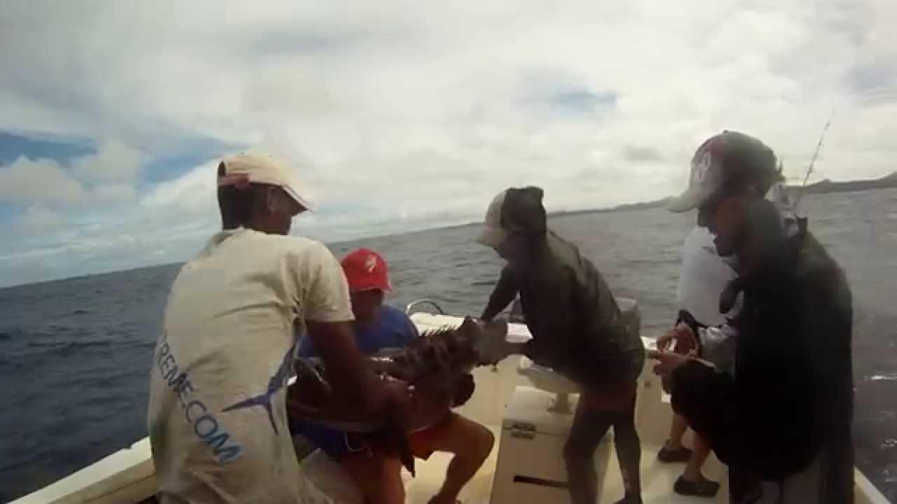 4º capitulo Jigging y Popping Madagascar (Diego Suarez ...
