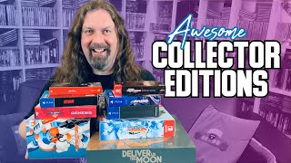 Check out some of the collector and special edition games i picked up in 2020!games shown:metal storm - collector's (castlemaniagames edition)streets...