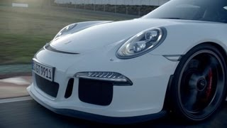 2014 Porsche 911 GT3 - Official Trailer