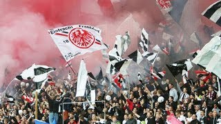 BEST OF Eintracht Frankfurt Fans [HD] || 2017