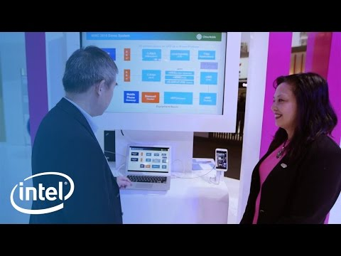 Mobile World Congress 2014 - NFV on LTE Network from China Mobile | Intel