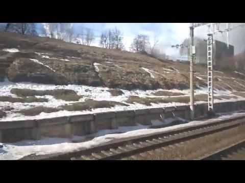 Поезд #47 Москва-Балаково | Отправление с Павелецкого вокзала