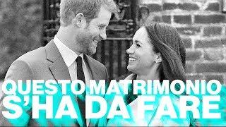 Il fidanzamento social di Harry e Meghan