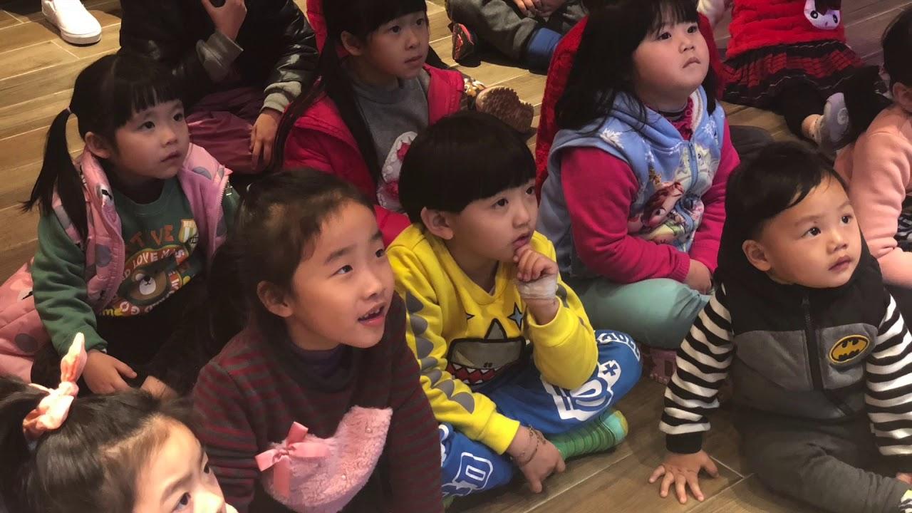 【鴻韻樂器-森林故事屋】107/01/29-我要吃小孩 - YouTube