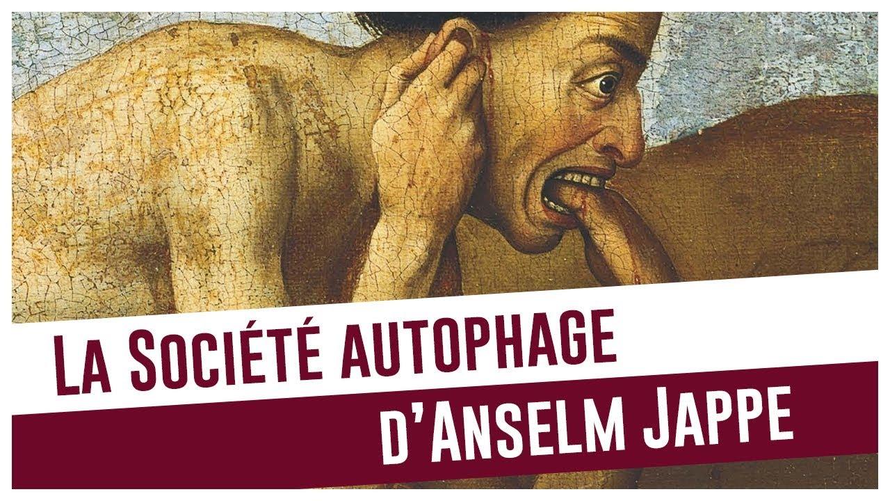 La Société Autophage Anselm Jappe Le Labo De La Légiste Youtube