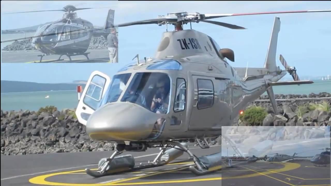 Helicopter PIP AgustaWestland AW119 Koala & Eurocopter ...
