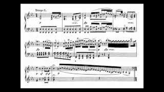 Beethoven piano sonata no. 13 op. 27 in E flat major (Full)