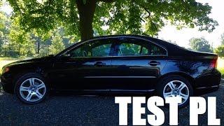 2006 Używane Volvo S80 2.4 D5 185 PS [MT] Test PL