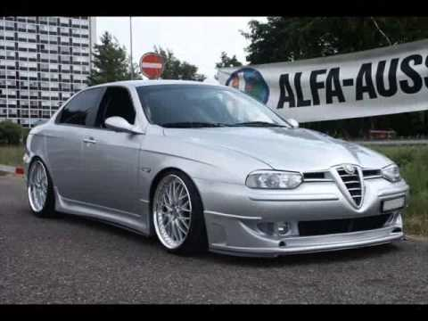alfa 156 tuning youtube. Black Bedroom Furniture Sets. Home Design Ideas
