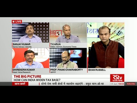 The Big Picture - How can India widen tax base?