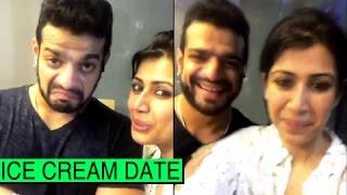 Karan Patel Dinner Date with Wife Ankita Bhargava   TellyMasala