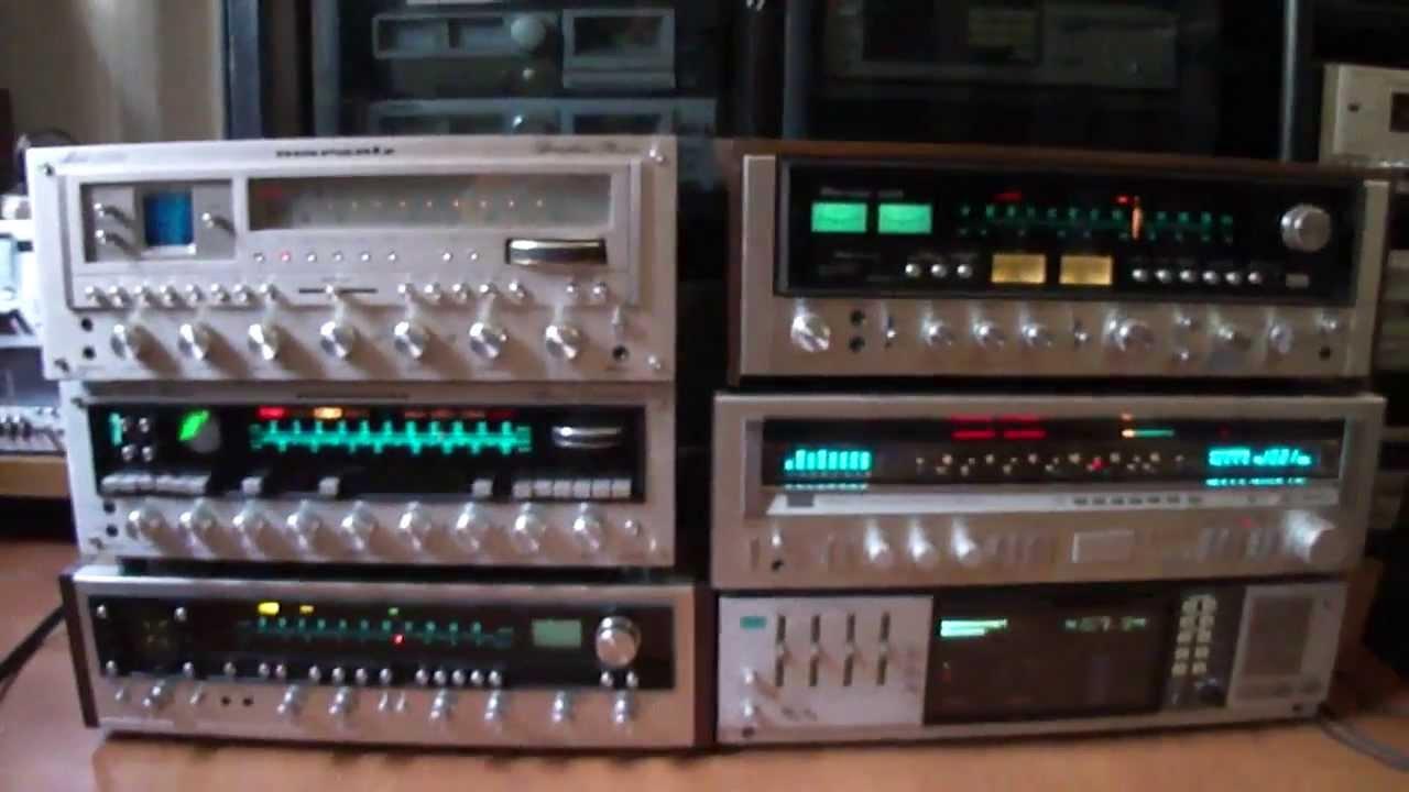 vintage monster receiver marantz 2500 4400 pioneer qx 949 sansui 9090db 8900zdb z. Black Bedroom Furniture Sets. Home Design Ideas