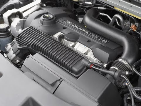 Замена ремня ГРМ Ford Kuga с двигателем VOLVO 2.5 DURATEC ST — VI5 турбо