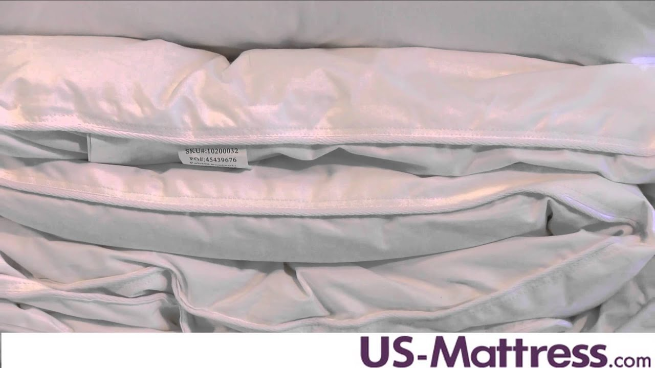 comforters pacific coast embrace comforter best products top down home reviews rated goose