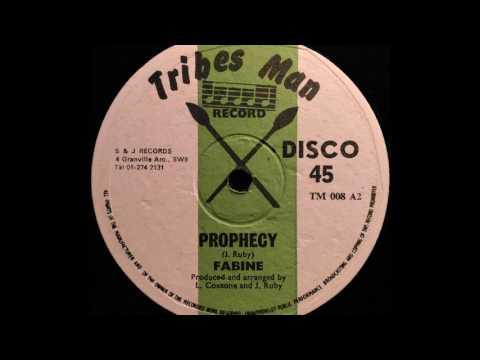 FABINE - Prophecy [1977]