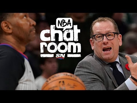 Will Nick Nurse Ever Win A Coach's Challenge? | NBA Chatroom