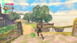Zelda Skyward Sword on Dolphin [HD] Emulated MotionPlus (Logitech & Xbox)