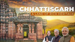 Chhattisgarh: A land of rich heritage (Chhattisgarhi language)