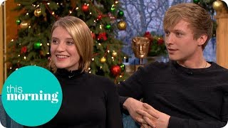 The Stars of ITV's Christmas Drama 'Torvill and Dean' | This Morning
