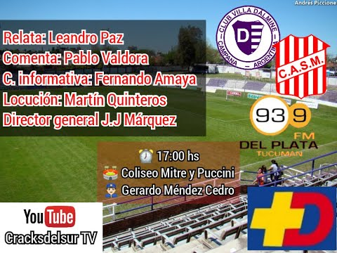 Deportivo Moron 0 Villa Dalmine 1 Primera B Metro 2012-13 (12/2/2013) from YouTube · Duration:  2 minutes 21 seconds