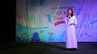 Cô gái nữ sinh đồng khánh - Oanh vp Huế