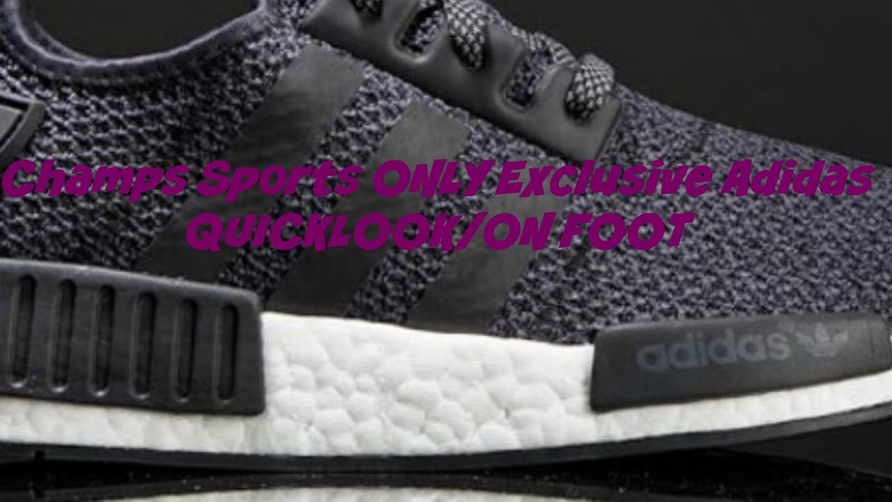 This Upcoming adidas NMD_R1 PK Is Inspired by Television Static