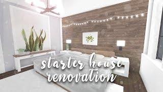 Roblox   Bloxburg: Starter Home Renovation   Speedbuild