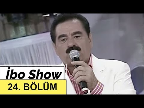 Ziynet Sali, Hakan Taşıyan, Yusuf Hayaloğlu - İbo Show 24.Bölüm 1.Kısım