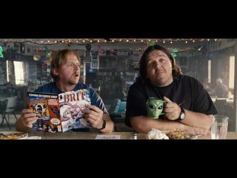 Paul (2011) - Official Trailer #2 [HD]