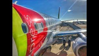 Portugalia | Embraer E190 | OPO-LGW | Economy