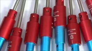 Обзор нового инструмента набора  хобсов из 9штук как открыть сейф